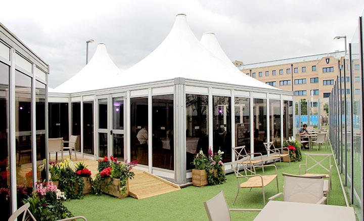 The Deck Marquee