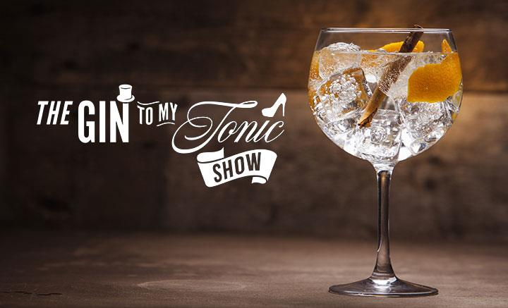 The Gin To My Tonic Show Main