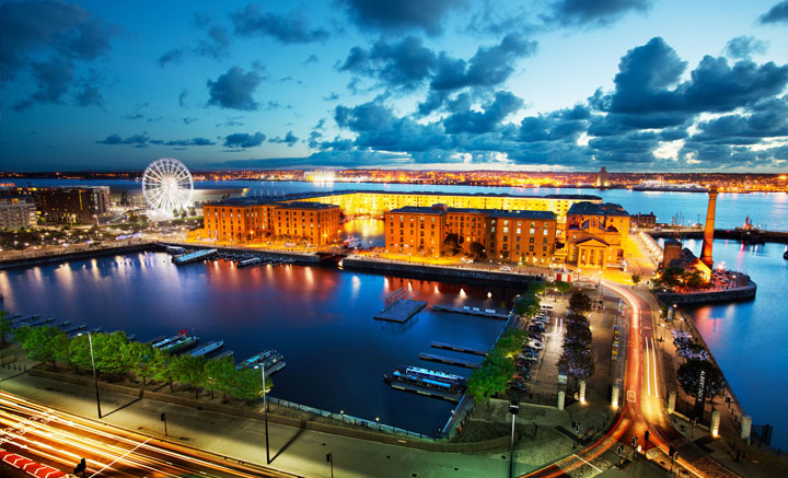 Attractions Visiting Liverpool Exhibition Centre Liverpool