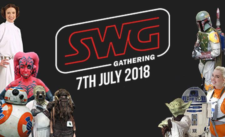 Star Wars Gathering
