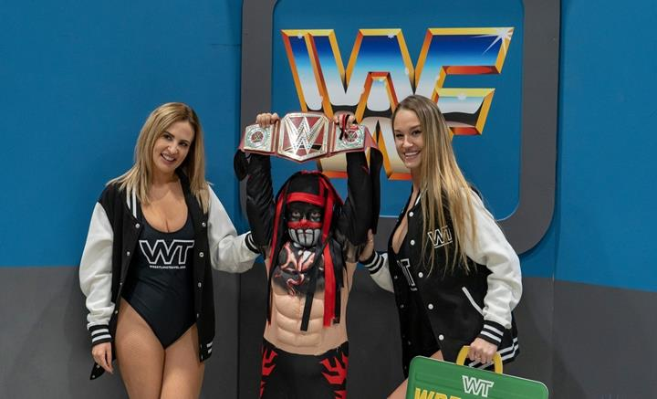 For The Love Of Wrestling 2020 Exhibition Centre Liverpool